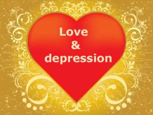 love & depression