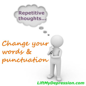 repetitive thoughts